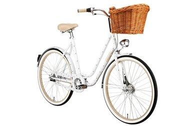 Rower miejski Creme Molly Chic 26