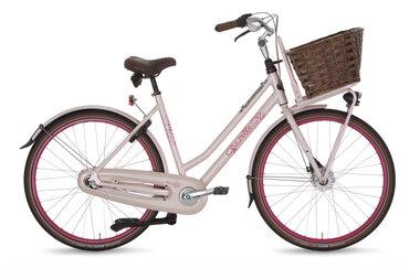 Rower miejski Gazelle Miss Grace