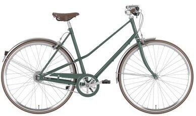 Rower miejski Gazelle Van Stael