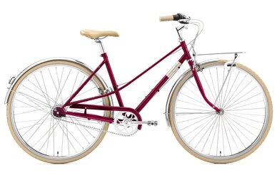 Rower miejskie Creme CafeRacer Solo 7S