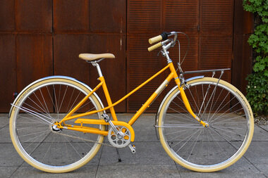 Rower miejskie Creme CafeRacer Uno 3S