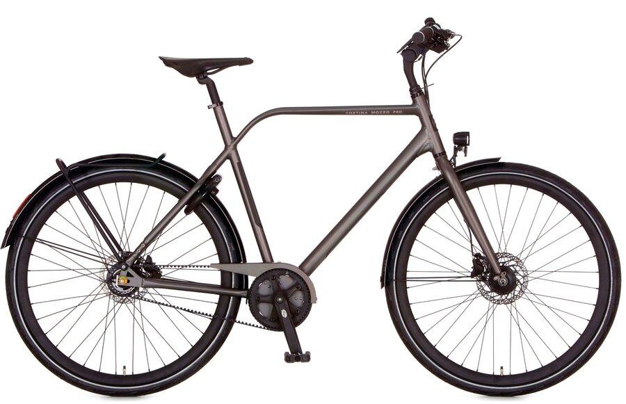 Rower na pasku Cortina Mozzo PRO Alfine 11