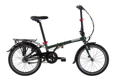 Rower składany Dahon Broadwalk i3 / Wojskowa zieleń