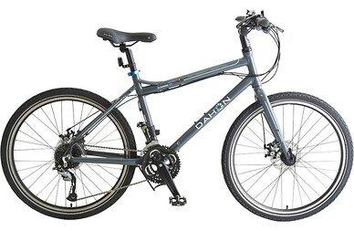 Rower składany Dahon Cadenza D27 26 / Dark Grey