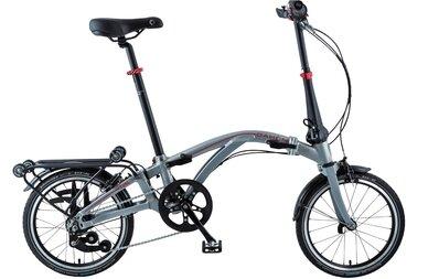 Rower składany Dahon Curl i4 16 / Antracytowy