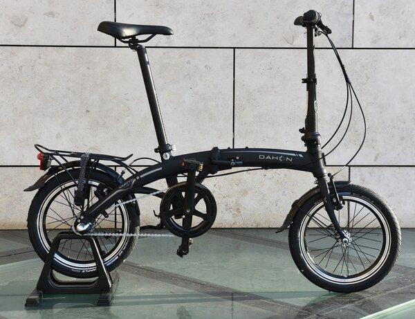 Rower składany Dahon Curve i3 16 2020