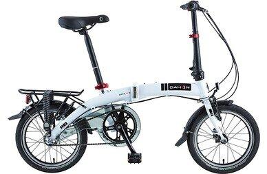 Rower składany Dahon Curve i3 16 / Biały