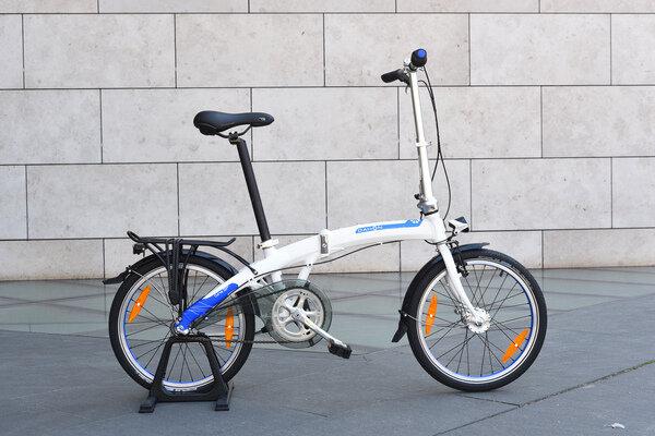 Rower składany Dahon Curve i3 20 / Frost