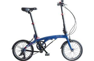 Rower składany Dahon Eezz D3+ 16 / Granatowy