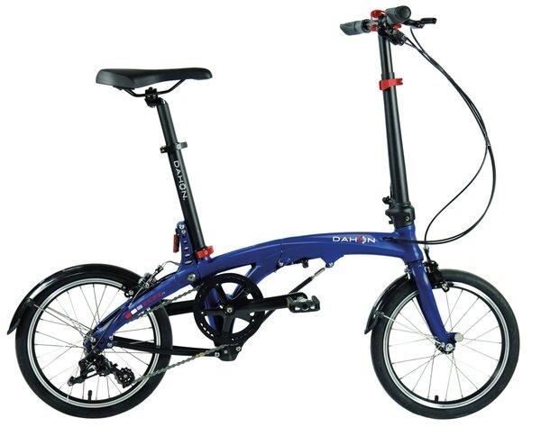 Rower składany Dahon Eezz D3 16 / Granatowy