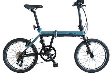 Rower składany Dahon Hemingway D9+ 20 / Niebieski
