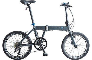 Rower składany Dahon Hemingway D9+ 20 / Szary