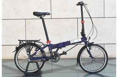 Rower składany Dahon Mariner i3+ 20 / Niebieski