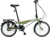 Rower składany Dahon Mariner i8+ / Zielony