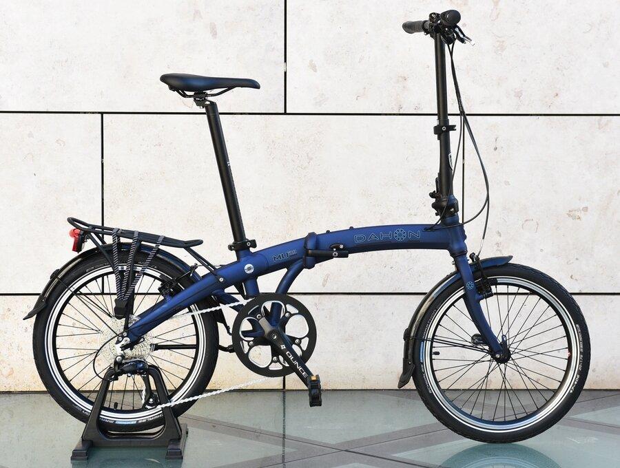 Rower składany Dahon Mu D9 20 Excellent