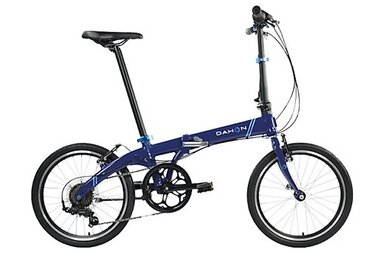 Rower składany Dahon Vybe D7s 20 / Dark Blue