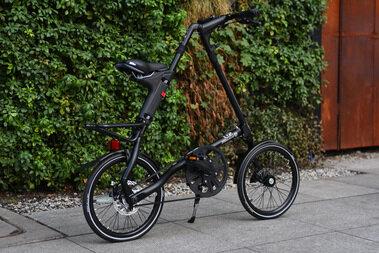 Rower składany STRIDA EVO 18