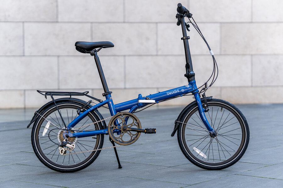 Rower składany Takashi D-Six 20