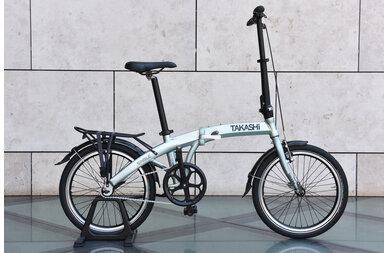 Rower składany Takashi Single 20