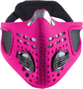 Rowerowa maska antysmogowa Respro Sportsta Różowa