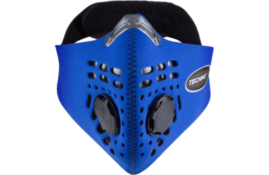 Rowerowa maska antysmogowa Respro Techno Blue
