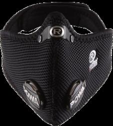 Rowerowa maska antysmogowa Respro Ultralight Black