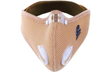 Rowerowa maska antysmogowa Respro Ultralight Sand