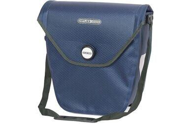 Rowerowa sakwa jednostronna Ortlieb Velo-Shopper Steel Blue 18L