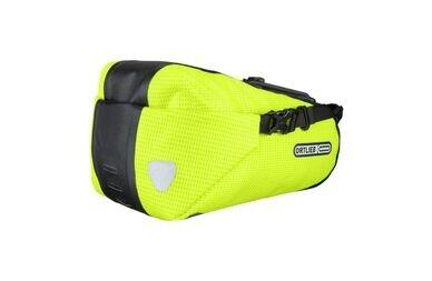 Sakwa podsiodłowa Ortlieb Saddle-Bag Two High Visibility Neon Yellow 4,1L