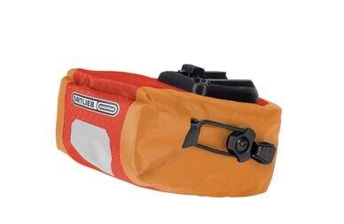 Sakwa podsiodłowa Ortlieb Saddle-Bag Two Micro Signal Red-Orange