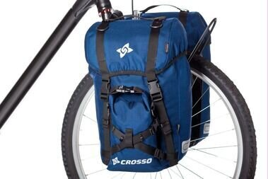 Sakwy Crosso Expert 40l