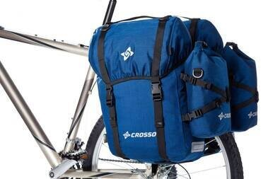 Sakwy Crosso Expert Big 60l