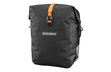 Sakwy na bagażnik rowerowy Ortlieb Bikepacking Gravel-Pack Black Matt 2021