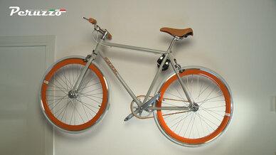 Ścienny uchwyt na rower Peruzzo Cool Bike