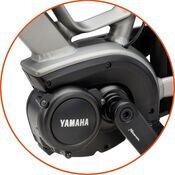 Rowery elektryczne Yamaha
