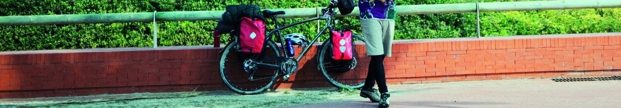 Sakwy rowerowe turystyczne