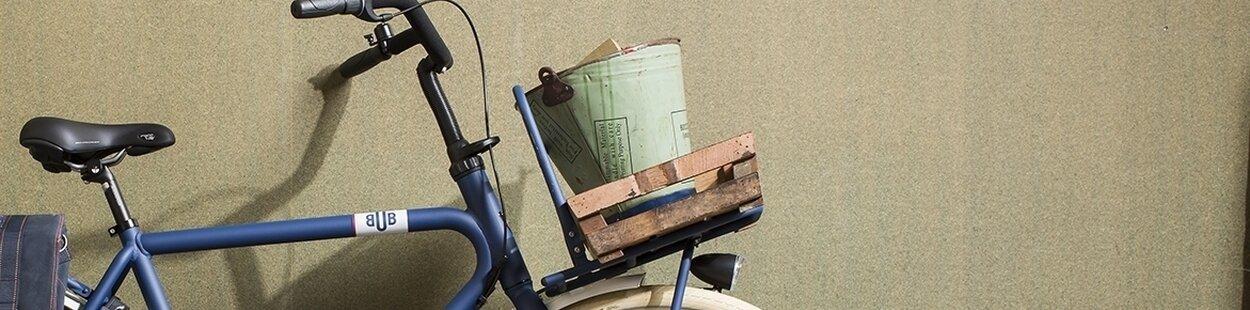 Przednie bagażniki rowerowe
