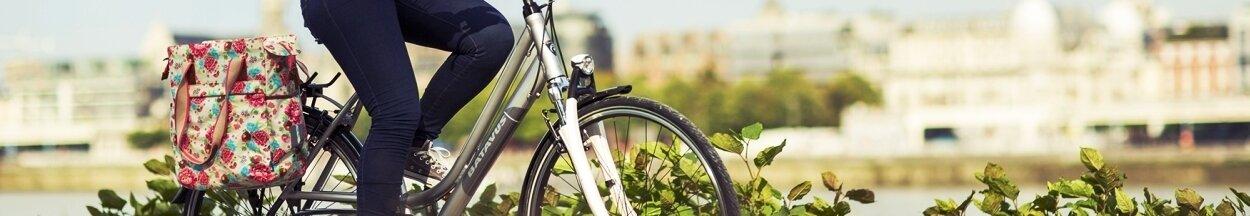 Torby rowerowe jednostronne