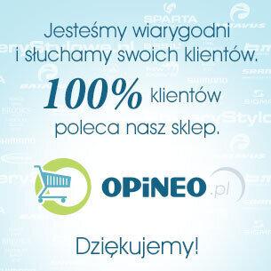 100% zadowolonych klientów