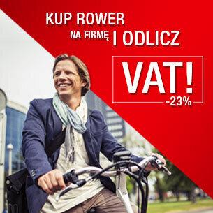 Kup rower i odlicz VAT !