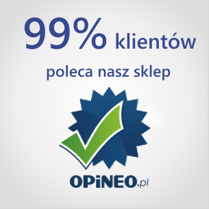 99% zadowolonych klientów