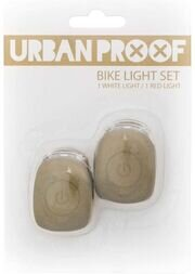 Silikonowe lampki rowerowe Urban Proof