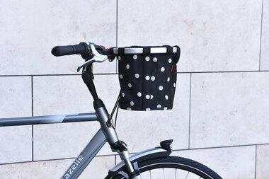 Składany koszyk rowerowy KlickFix Bike Basket
