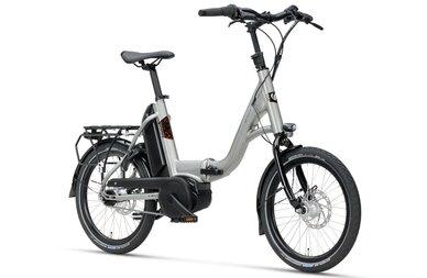 Składany rower elektryczny Sparta D-Wiz Bosch