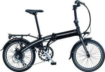 Składany rower elektryczny Sparta Fold-E
