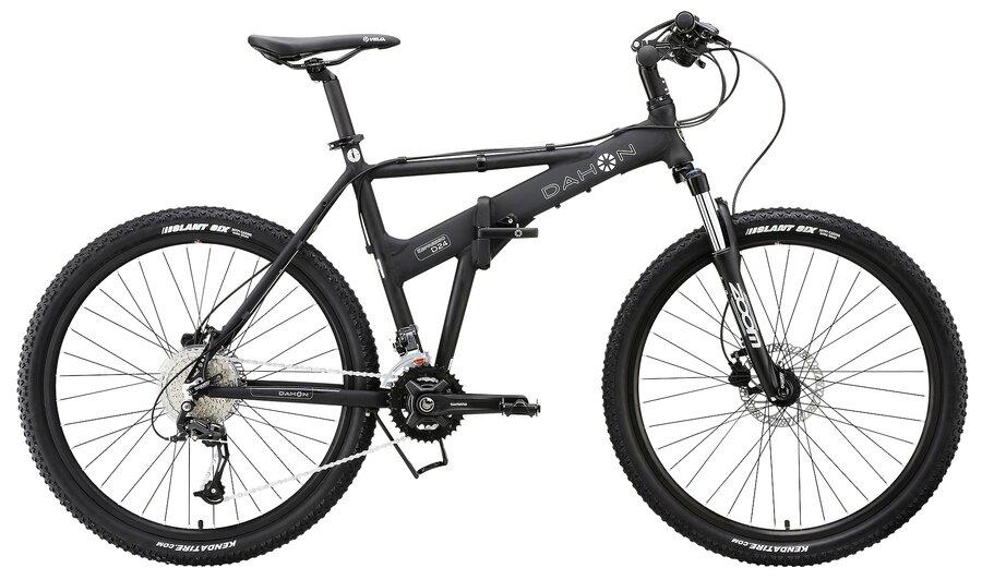 Składany rower górski Dahon Espresso D24L 26