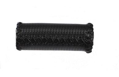Skórzany chwyt kierownicy Sparta Carbon 90mm
