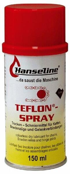 Smar do łańcucha  Hanseline Teflon Spray