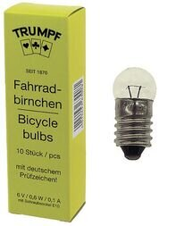 Standardowa żarówka do lampki tylnej