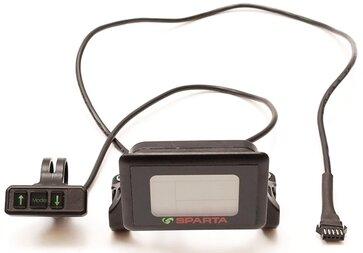 Sterownik roweru Sparta E-motion LCD